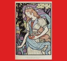 Les Affiches Illustrees 1886 1895 Ouvrage Orne de 64 Ernest Maindron Jules Cheret 1896 0143 Lady One Piece - Short Sleeve