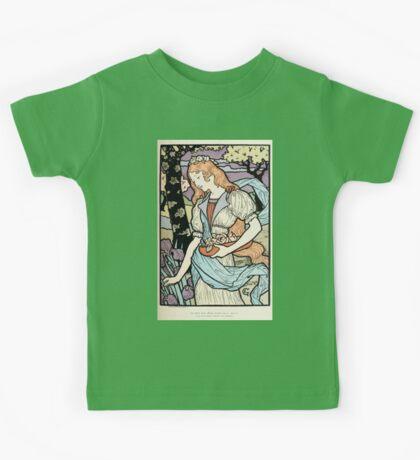 Les Affiches Illustrees 1886 1895 Ouvrage Orne de 64 Ernest Maindron Jules Cheret 1896 0143 Lady Kids Tee