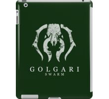 A Green Black Insect iPad Case/Skin