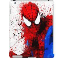 Web-Head - Splatter Art iPad Case/Skin