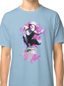 Spider-Gwen - Splatter Art Classic T-Shirt