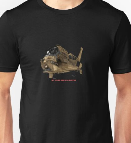 My Other Ride Is A Raptor Unisex T-Shirt