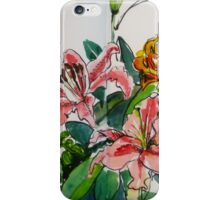 Ingrid's Lilies iPhone Case/Skin