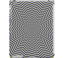 Star Ripples in Blue and Green iPad Case/Skin