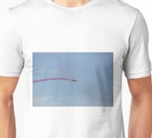 Red Arrows At Airbourne 2015 Eastbourne uk Unisex T-Shirt