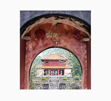 Doorway to the past - Hue, Viet Nam. Unisex T-Shirt