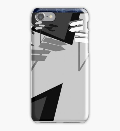 Cog frequently wonders what the question is to which she is the answer.  iPhone Case/Skin