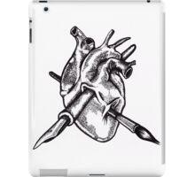 Heart of an artist iPad Case/Skin