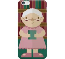 Librarian iPhone Case/Skin