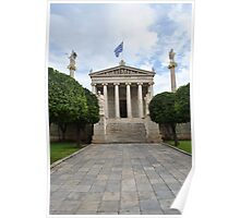 The University of Athens Poster