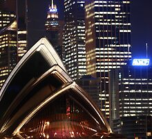 Sydneys Opera House by Scott Westlake