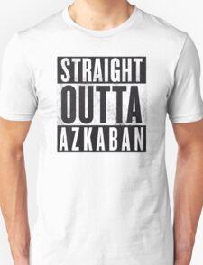 Straight Outta Azkaban Unisex T-Shirt