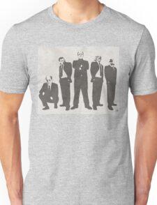 Tuxedo Monsters Unisex T-Shirt
