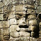 Bayon Temple by Anthony and Kelly Rae