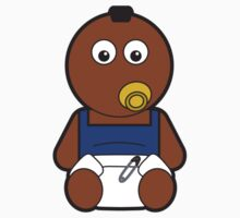 Baby Mr T Icon by Chris Bentley