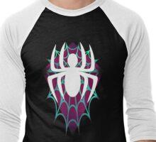 Spider Gwen Design Men's Baseball ¾ T-Shirt