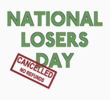 National Losers' Day by Vince Fitter