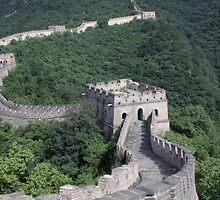 The Great Wall by gabbylawson