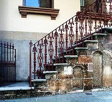 Sydney Steps by Marian Moore