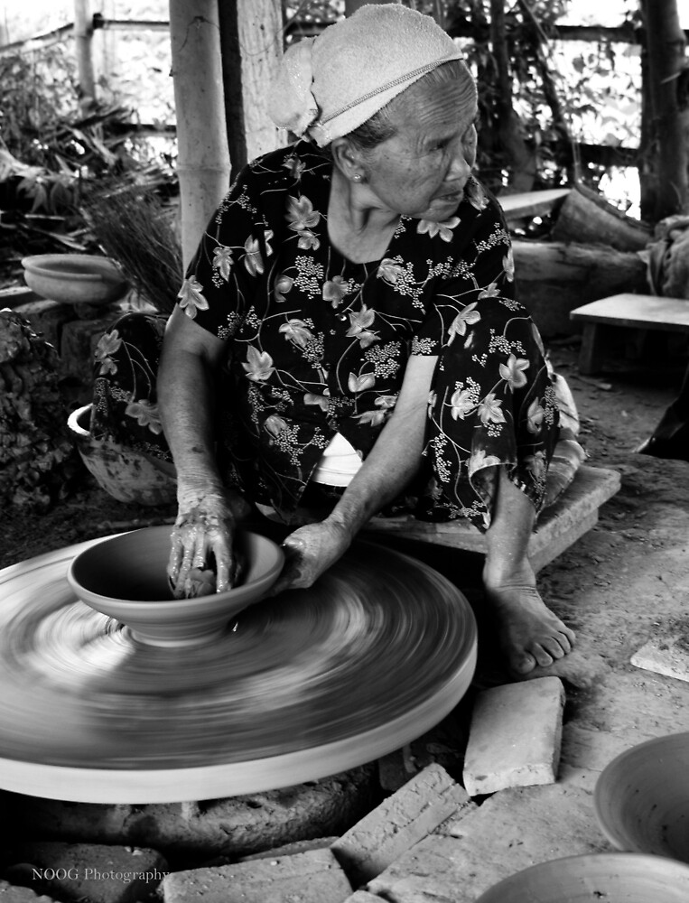 Hoi An Potter by Jordan Miscamble
