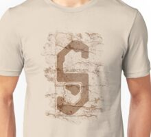 Substrate cardboard Unisex T-Shirt
