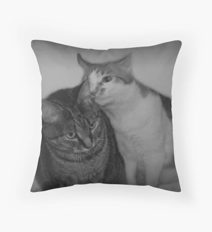 I Love You, Gracie Throw Pillow