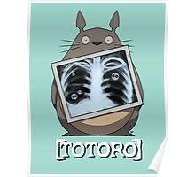Scrubs Totoro Poster