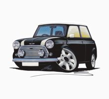 Rover Mini Cooper Black by Richard Yeomans