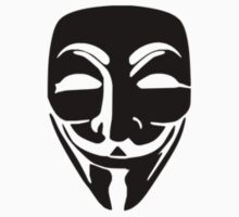 Anonymous Guy Fawkes Mask by pavelic179