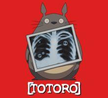 Scrubs Totoro One Piece - Short Sleeve