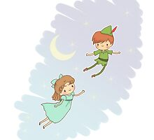 Peter and Wendy by mollay