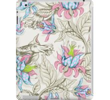 The Sea Garden - pastel iPad Case/Skin
