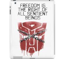 'Freedom' iPad Case/Skin