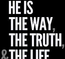 John 14:6 by theteeproject