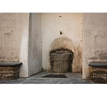 Acqua Potabile Photographic Print