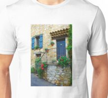 Medieval Village of Fayence in France Unisex T-Shirt