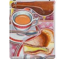 Eroica Britannia and Bakewell Pudding on Pink iPad Case/Skin