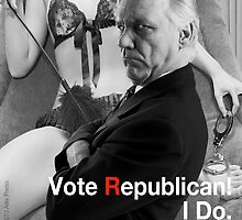 Vote Republican! 11 by Alex Preiss