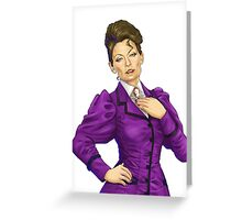 Missy Greeting Card