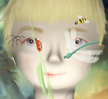 The Insects by catherinelouise