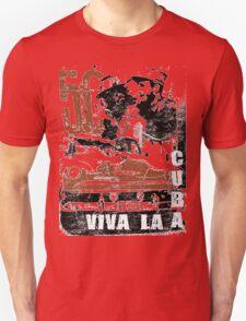 Viva la cuba Unisex T-Shirt