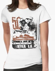 Viva la cuba Womens Fitted T-Shirt