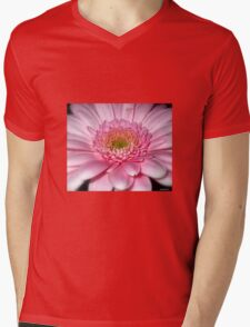 Ice Pink! Mens V-Neck T-Shirt