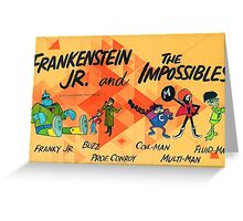 impossibles 2 Greeting Card
