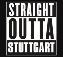 Straight outta Stuttgart! by tsekbek