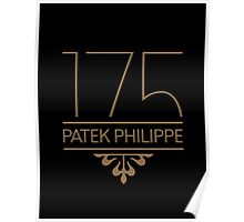 Patek Philippe Anniversary iPhone / Samsung Galaxy Case Poster