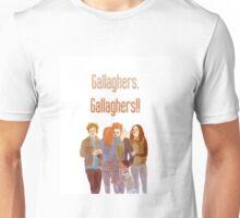gallaghers. gallaghers!! Unisex T-Shirt