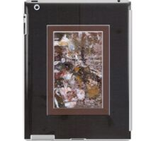 ABSTRACT SNOW SCENE iPad Case/Skin