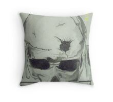 x-box Gun Throw Pillow