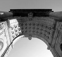 Upward Arch by JLPPhotos